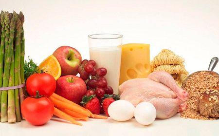 Сбалансированное питание для профилактики бронхита