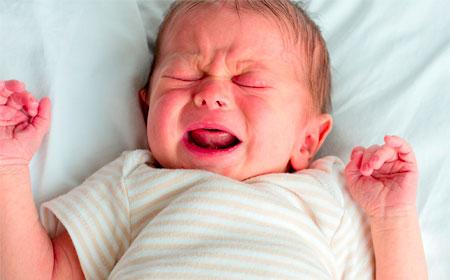ларингит у грудничков и детей до года