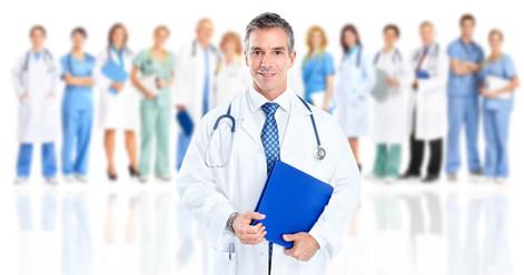 Щитовидку лечит врач эндокринолог