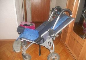 Кресло-коляска Лиза