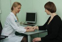 Лечение экземы у врача