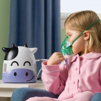 Лечение небулайзером детского насморка