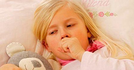 Остаточный кашель при бронхите у детей