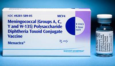 поливалентная менингококковая вакцина ACY и W-135
