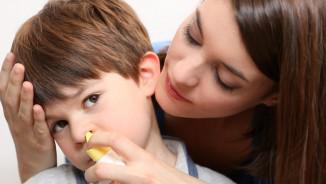 профилактика гайморита у детей