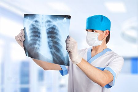 рентгенография при бронхите