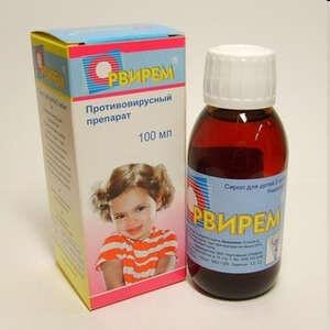 Орвирен - аналог препарата Ремантадин