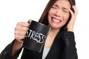 Стресс и боль в голове