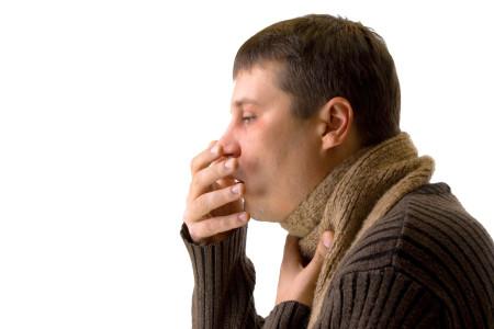 Сухой кашель при бронхите