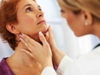 Увеличение щитовидной железы при Базедовой болезни