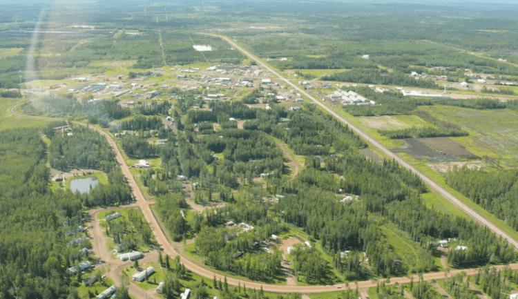 Очень наглядно, как выглядят Альбертовские городки