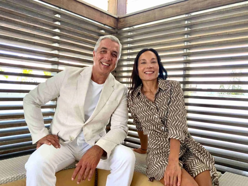 Dr. Roldan and Dr. Wong
