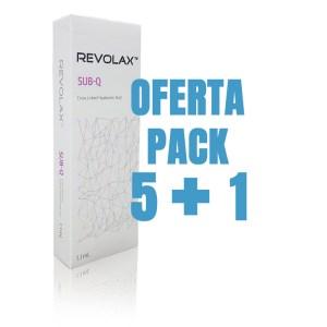 PROMO PACK 5 + 1 Revolax Sub Q