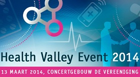 "Health Valley 2014: ""De zorgrobot is je allerbeste vriend"""