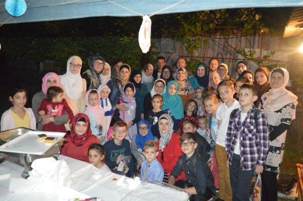 Mektepski iftar u znaku radosti Bajrama