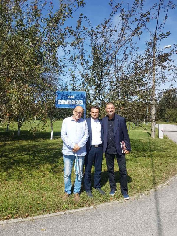U posjeti SOS Dječjem selu Lekenik