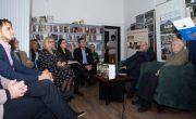 """Otvorena izložba i promovirana knjiga """"Reis Mehmed Džemaludin Čaušević"""" u Sisku"""