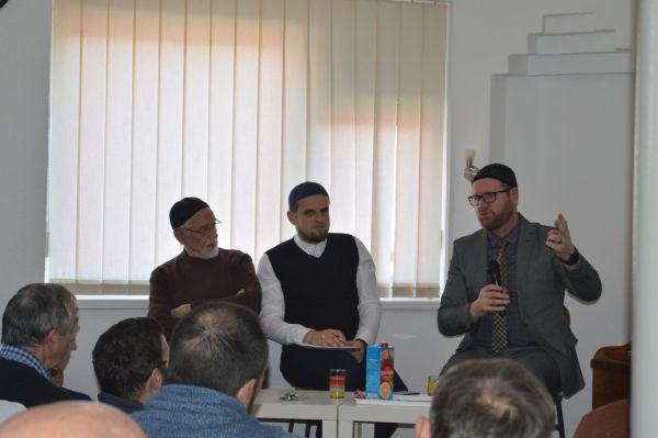 Dr.Esmir Halilović održao predavanje u MIZ Sisak