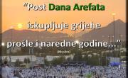 Ne propustite! Post na Dan Arefata (30.07.2020.)