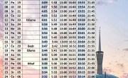 Ramazanska vaktija za Sisak i okolicu 2021./1442.h.g.