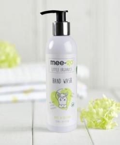 mee-go little organics natural hand wash