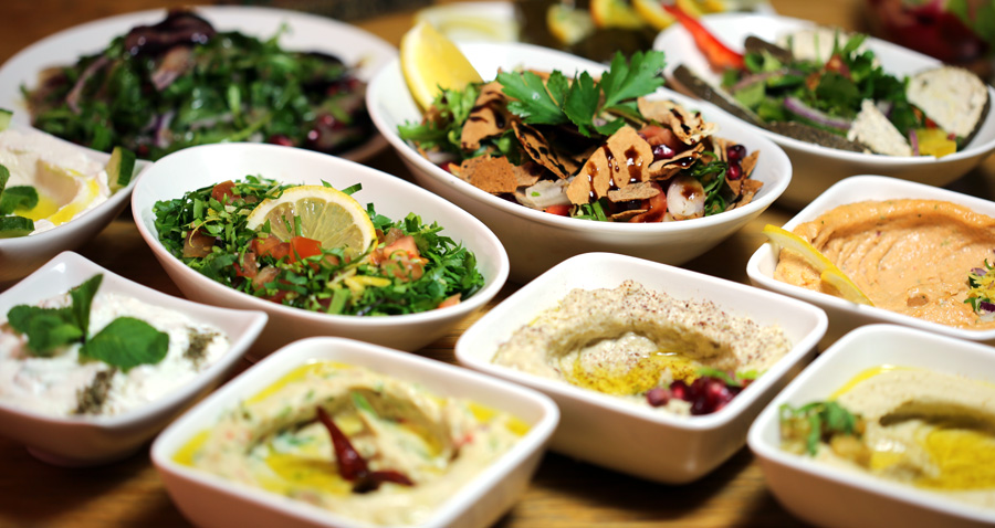 The Health Benefits of Lebanese Cuisine
