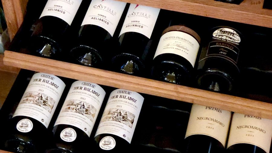 Online Wine Store Launched