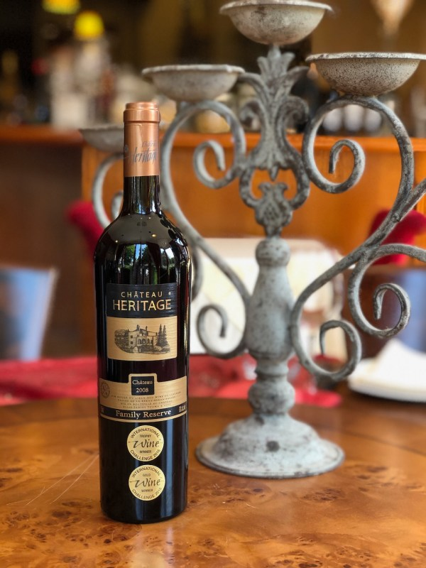 Family Reserve 2008 (Chateau Heritage)