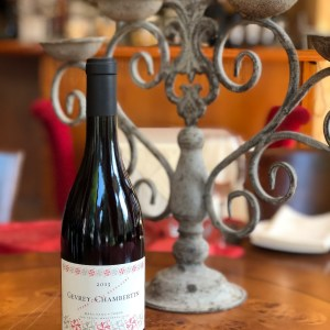 "Gevrey Chambertin ""Les Roncevies"" 2013 (Marchand Tawse)"