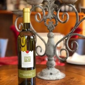 "Chardonnay ""Cuvée du Pape"" 2017 (Chateau Ksara)"