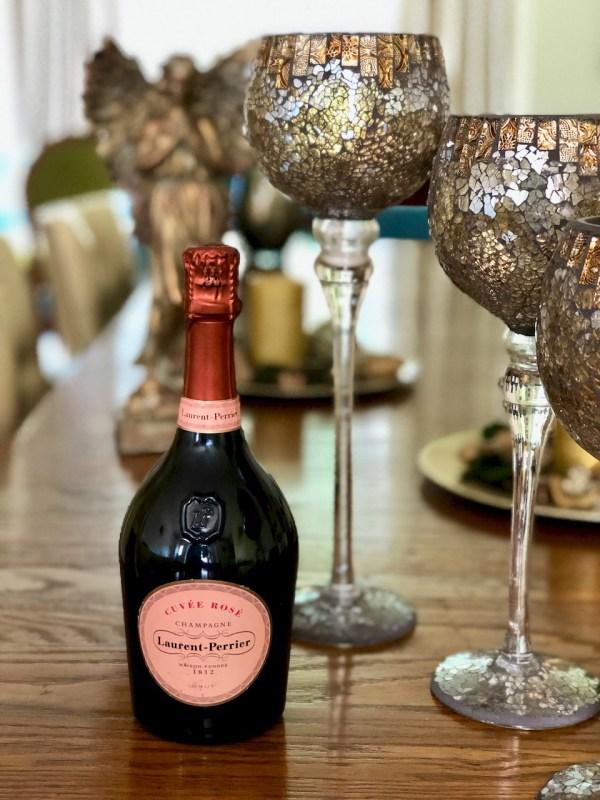 Laurent-Perrier Cuvée Rosé NV