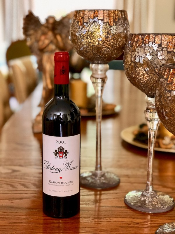 Chateau Musar 2001
