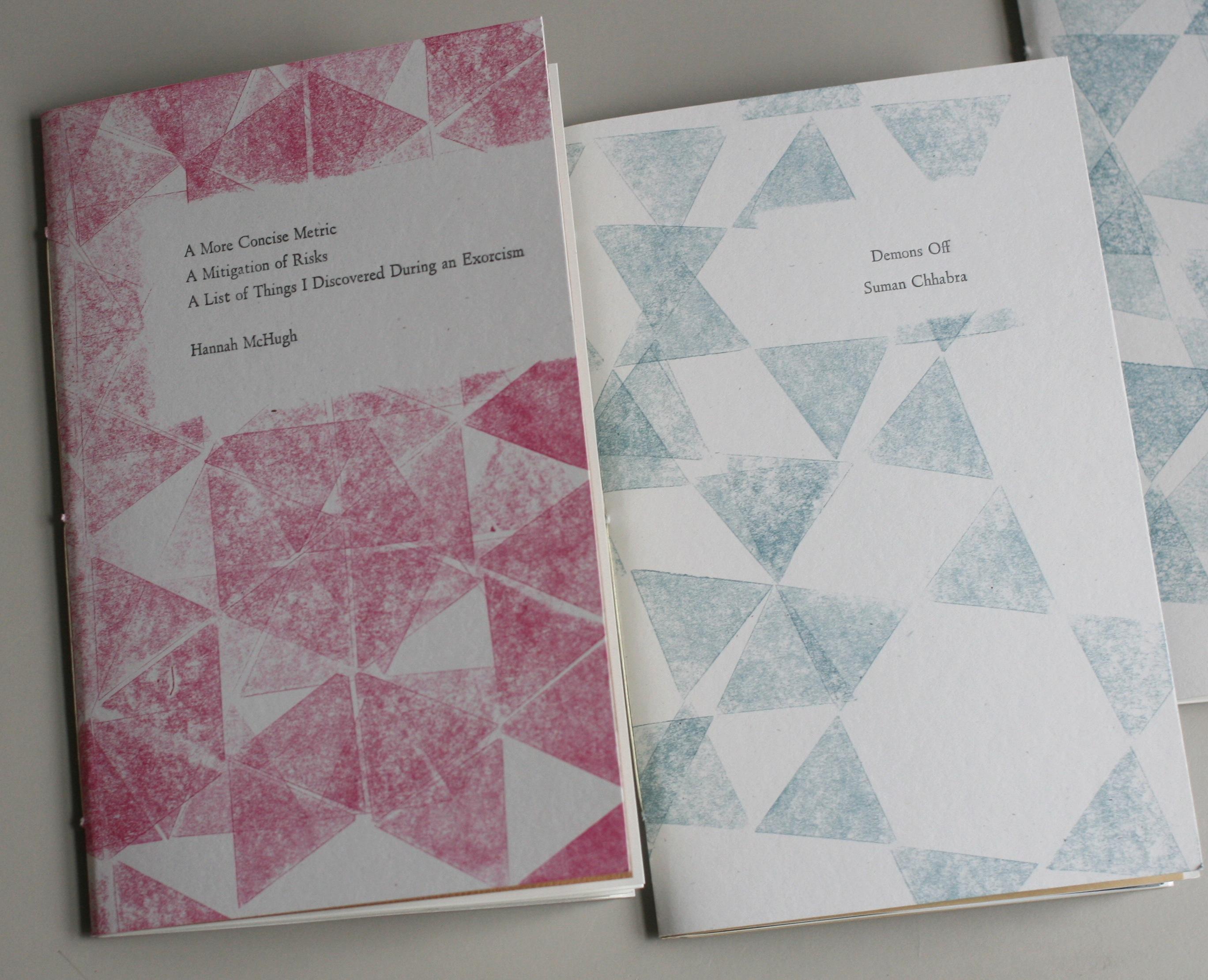 Chill Horizons Chapbook Series