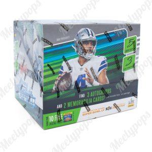 2020 Panini Absolute Football box