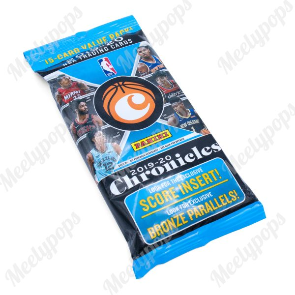 2019-20 Panini Chronicles Basketball Cello Fat pack