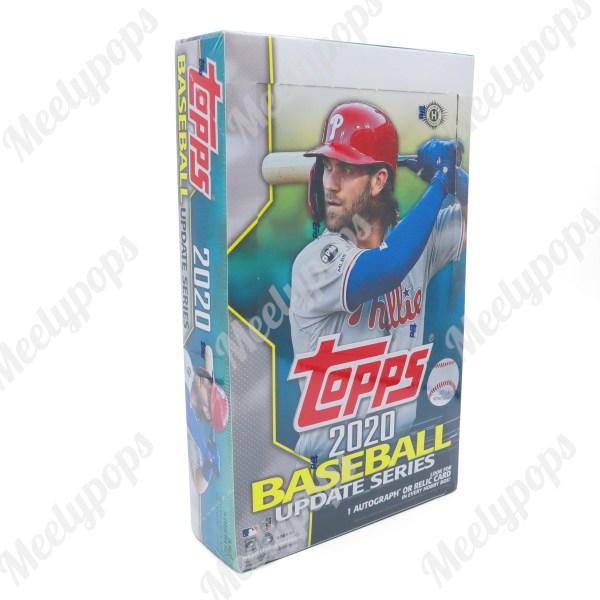 2020 Topps Updated Series Baseball box