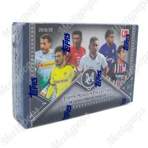 2019-20 Topps Museum Bundesliga Soccer box
