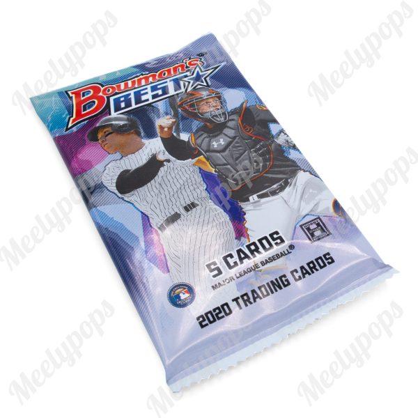 2020 Bowman's Best Baseball pack