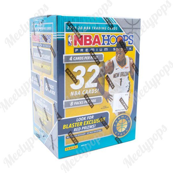 2019-20 Panini NBA Hoops Premium Basketball Blaster box