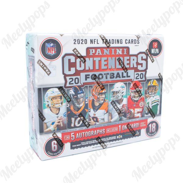 2020 Panini Contenders Football box