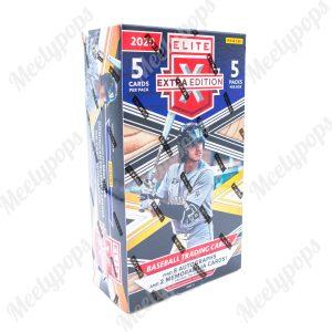 2020 Panini Elite Extra Edition Baseball box