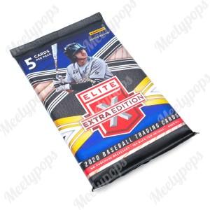 2020 Panini Elite Extra Edition Baseball pack