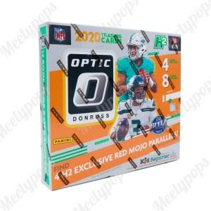 2020 Panini Donruss Optic Football Hybrid box