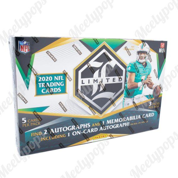 2020 Panini Limited Football box