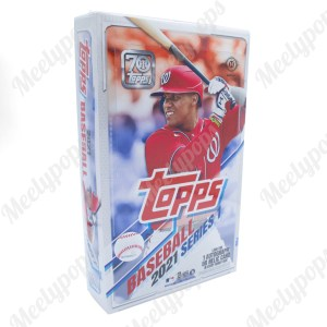 2021 Topps Baseball Series 1 box