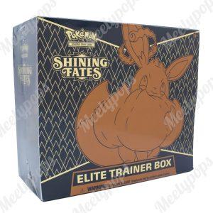 Pokemon Sword and Shield Shining Fates Elite Trainerbox