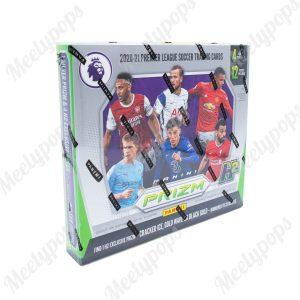 2020-21 Panini Prizm English Premier League Soccer H2 Hybrib box