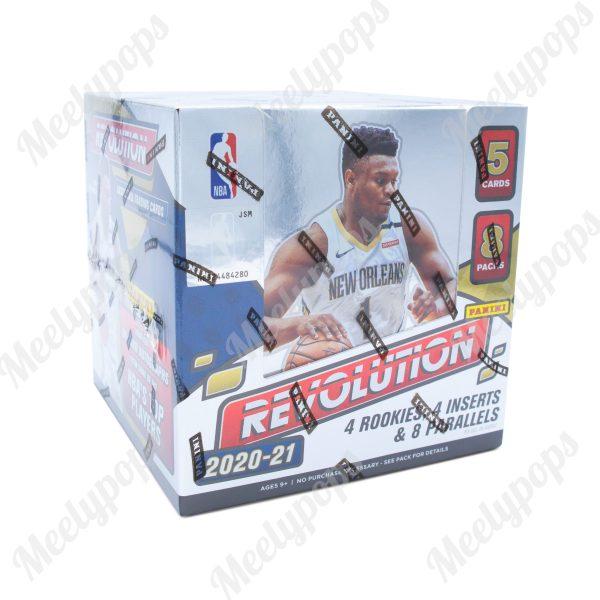 2020-21 Panini Revolution Basketball box