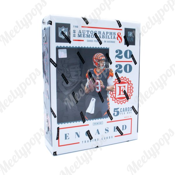 2020 Panini Encased Football box