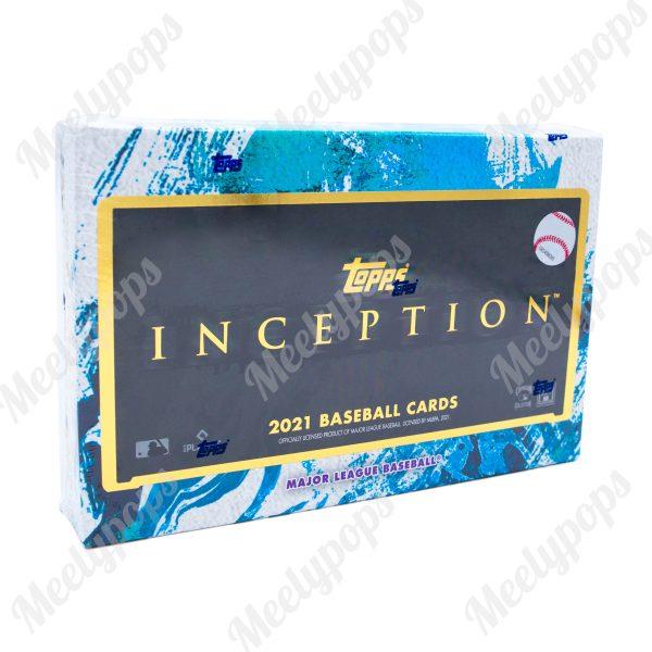 2021 Topps Inception Baseball box